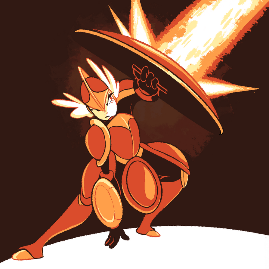 [FLT III] Grupo 1: RESH 5-1 RIKARUDO (Ganador: RESH) Shield_knight_by_skyjukebox-d7rffp6