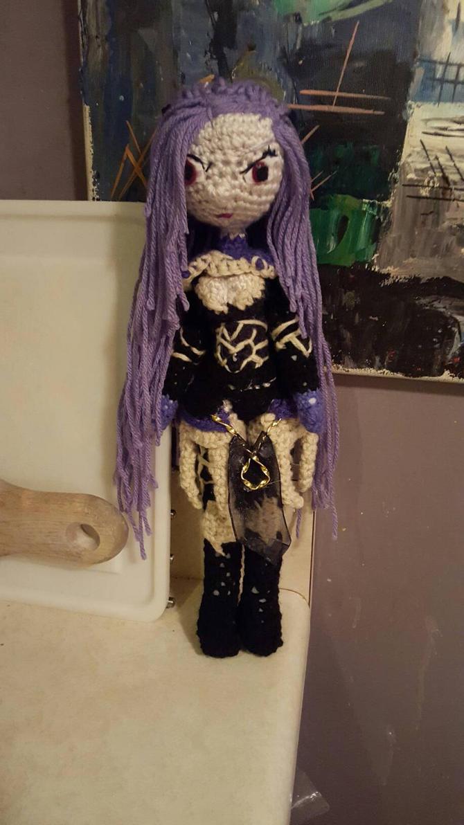 Fe fates camilla doll by rainieej on deviantart for Fe camilla