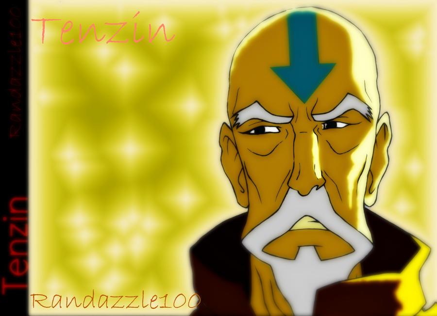 Avatar (Legend of Korra) fan art by Randazzle100