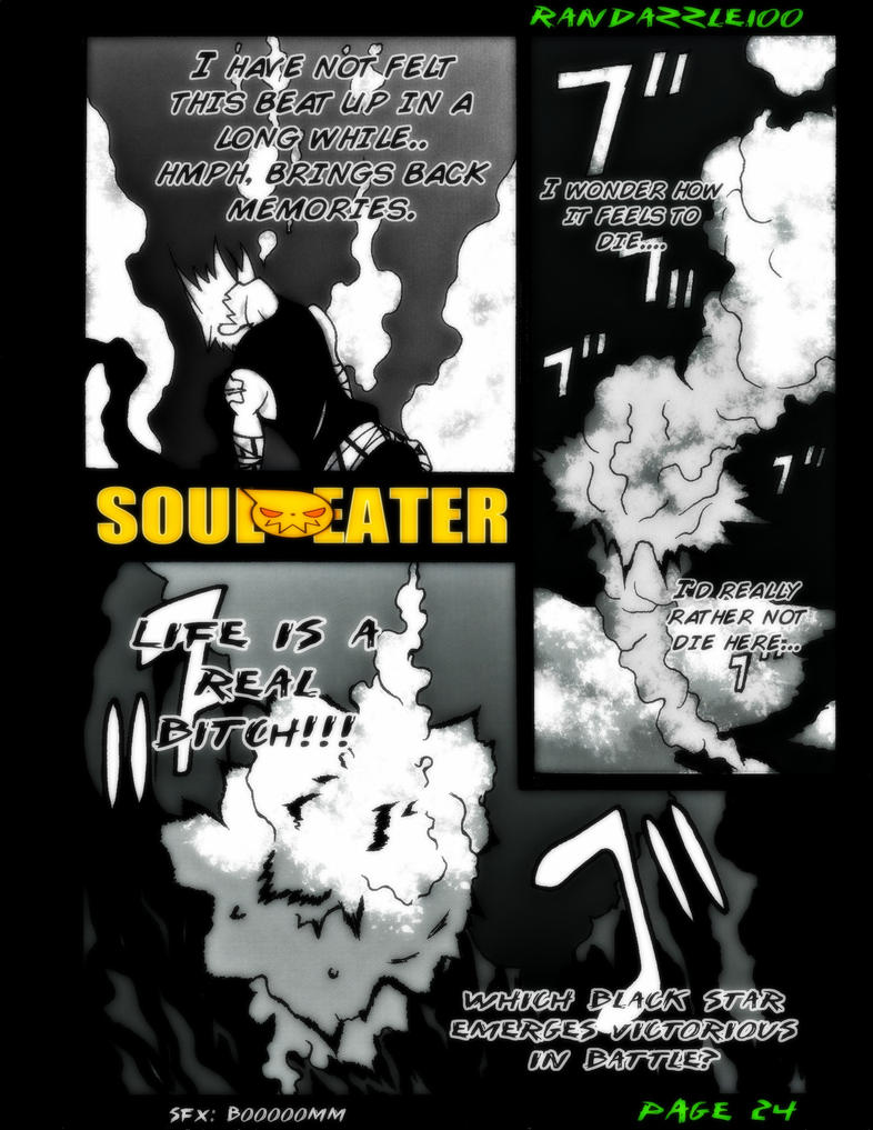 Soul Eater by Randazzle100
