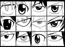 Fairy Tail Eyes