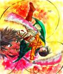 Death to All Titans- Levi