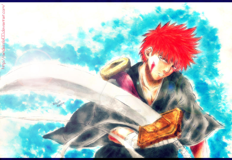 Will Power- Ichigo Kurosaki by Randazzle100