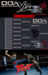 HNK vs DOA Tournament by Ken982