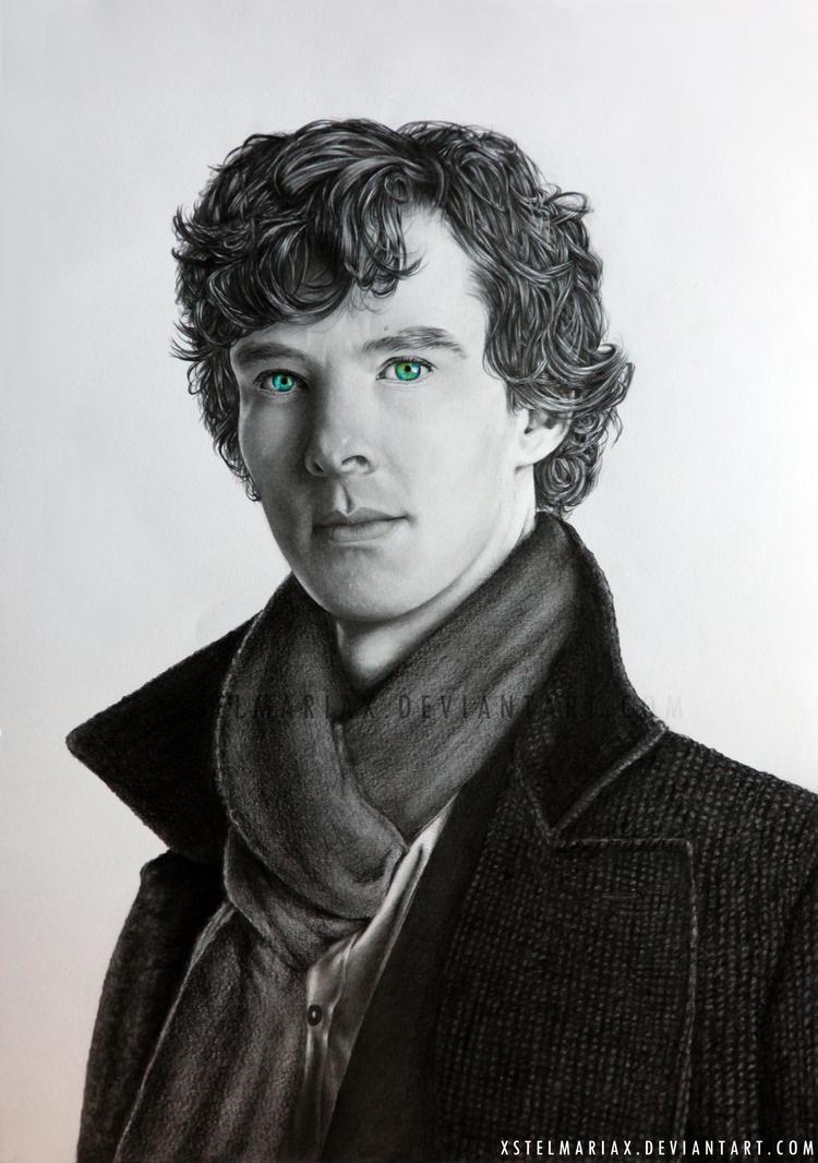 Sherlock by xStelmariax