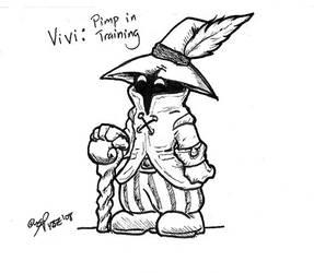 Vivi: Pimp in Training