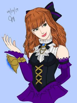 Guinevere (Ms. Violet)