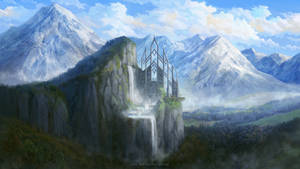 Elven palace