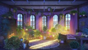 Ren's room | Caihong Academy