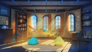 Zyn's room | Caihong Academy