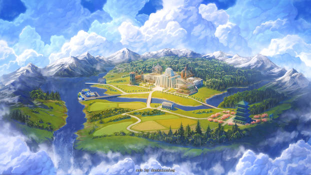 Everwell, Academy of the Arcane