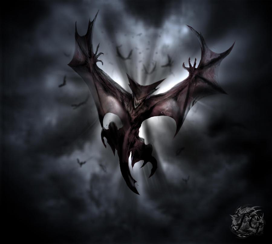 Gyaos shadow of EVIL by TGoperator