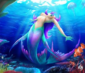 Korallentreume by TGoperator