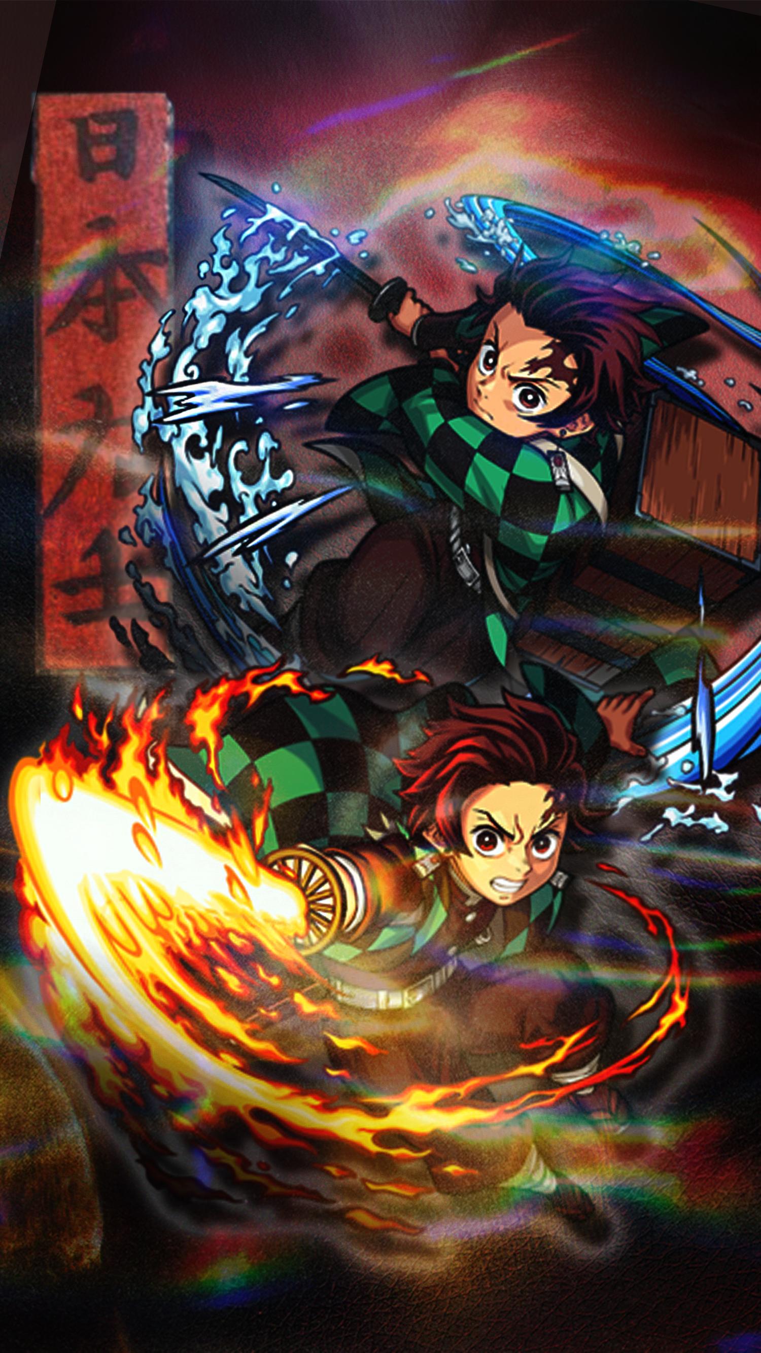 Demon Slayer Wallpaper Iphone - Anime ...