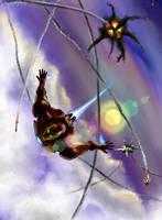 Iron Man by artjordanrhodes