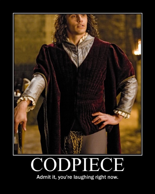 what is a codpiece