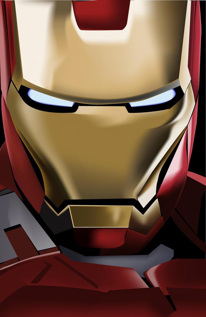 Man of Iron by Jerickson-abuel