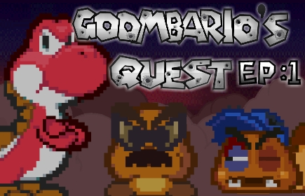 Goombario's Quest Episode 1: The Fall of Goombario by Eastbeastfilms