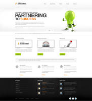 WordPress Theme for JB by awaisfarooq