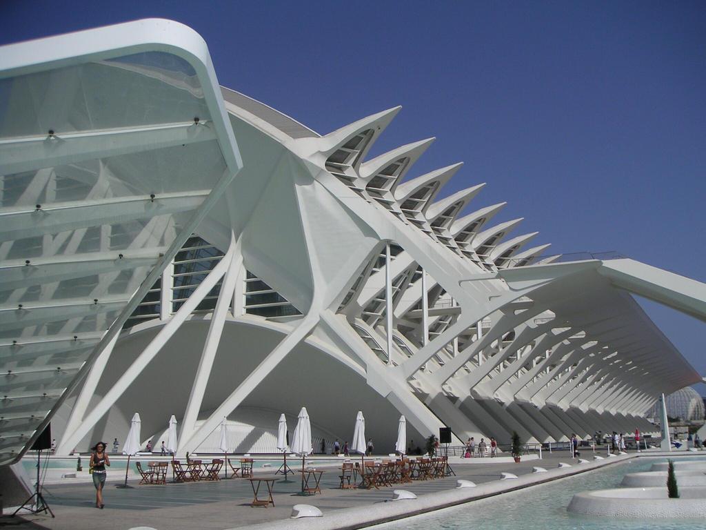 Museum by Calatrava by Winterdosenbier