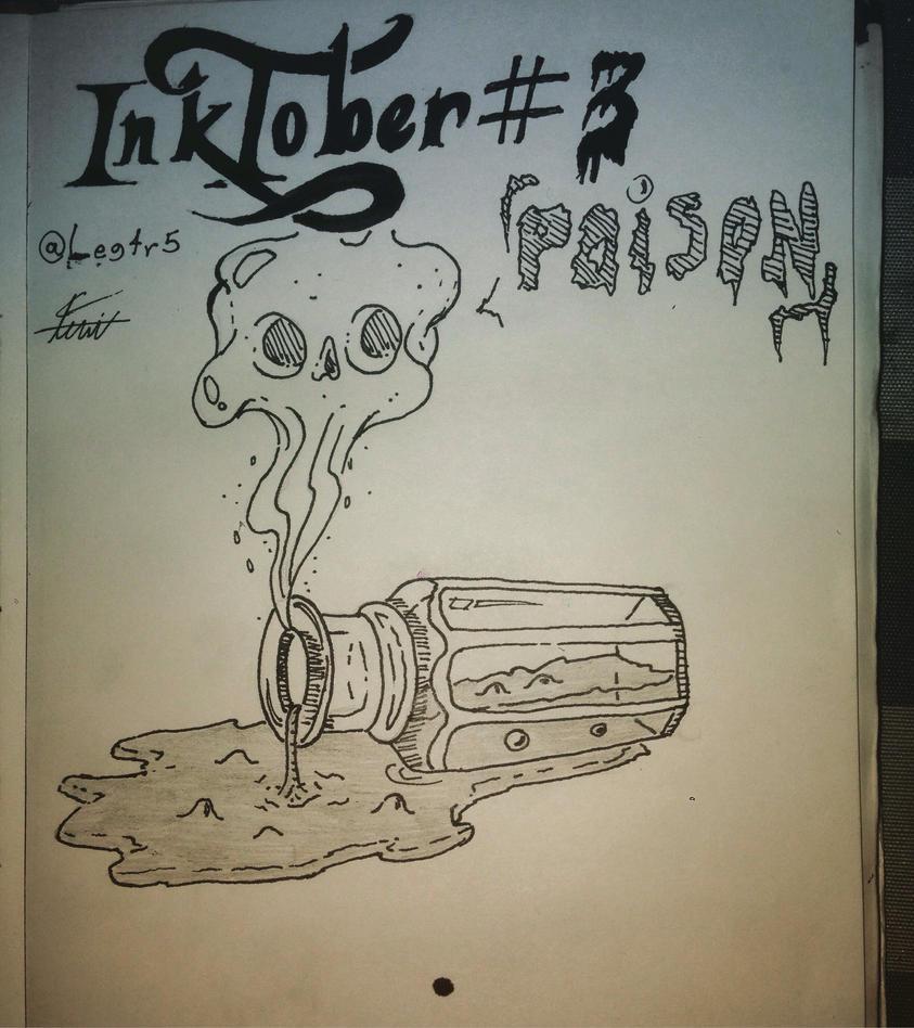 INKTOBER day 3 by leg4r5