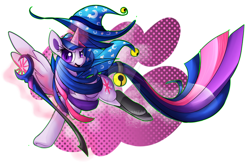 Behold...Twilight Sparkle! by PaleBlank