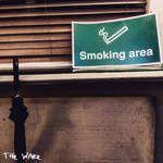 The Wake - Smoking Area
