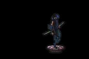 Ninja (Cyber City) by RollToNotDie