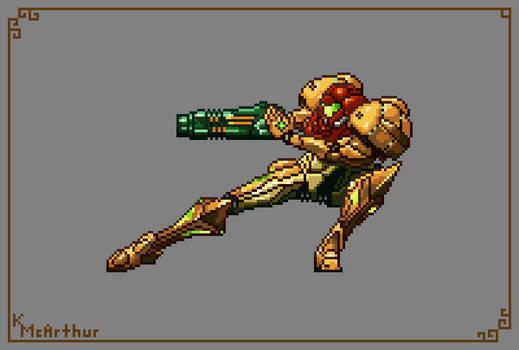 Samus Varia Suit (Metroid)