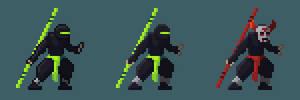 Ninja Concept by RollToNotDie