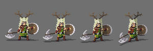 Warden Style Variation - Galatia (Feedback Wanted)