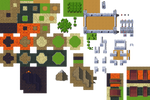 Heroes for Hire Tileset