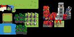 Macro Tactics Tiles #1 by RollToNotDie