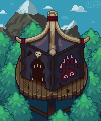 Savage Northern Watchtower by RollToNotDie