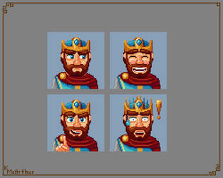 King Portrait - Tower Swap