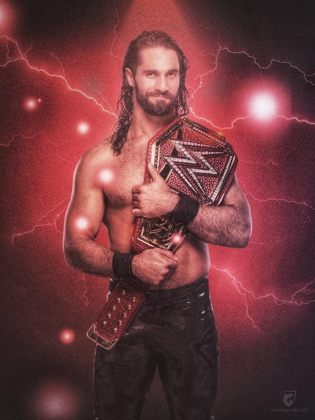 Seth Rollins Wallpaper by