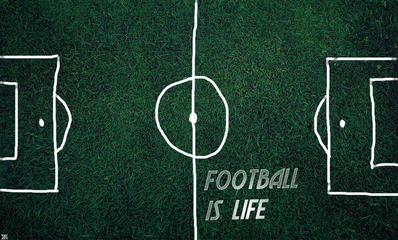 Football is life 2 by beneagle on DeviantArt
