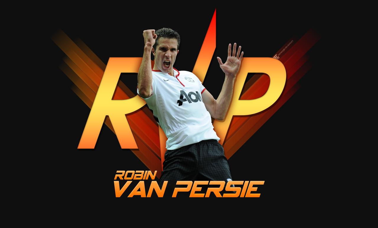 Robin Van Persie by beneagle