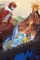 Movies with Pokemon - The Land Before Time
