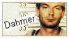 Jeffrey Dahmer Stamp by SoiledSocks