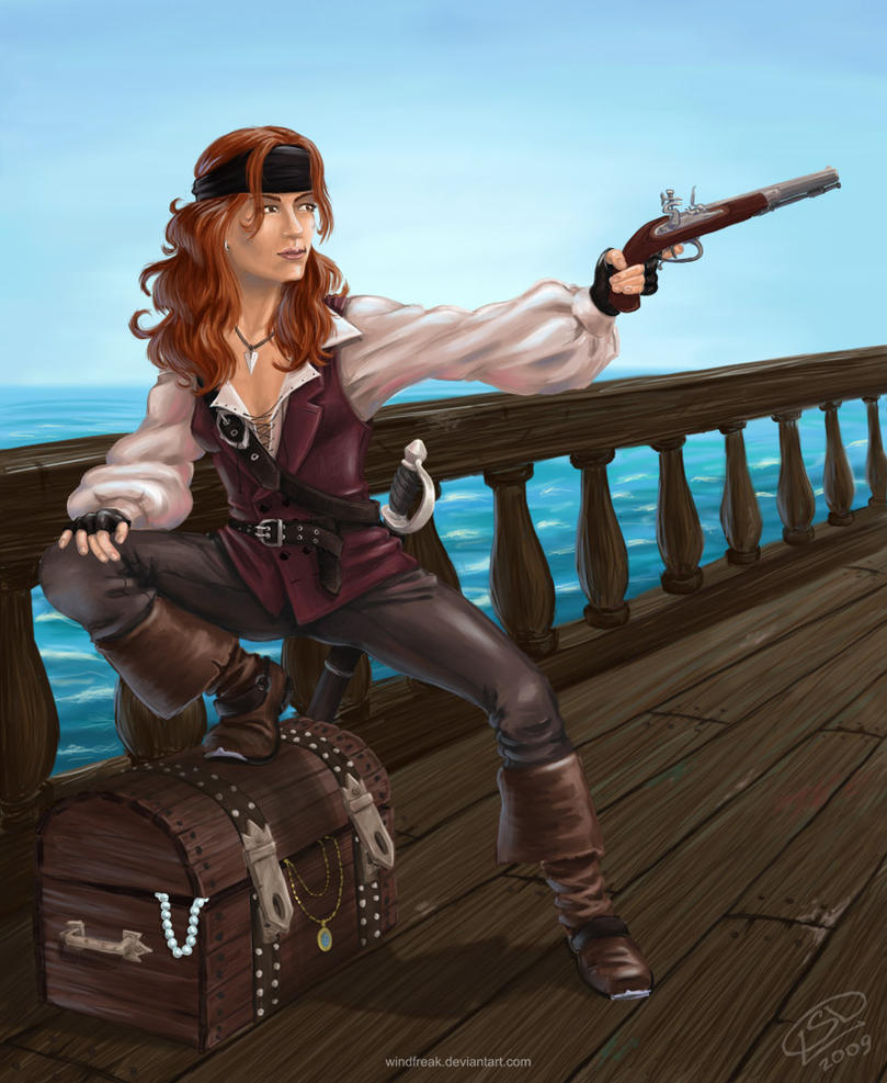 Pirate by Windfreak