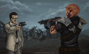 The Duel by Windfreak