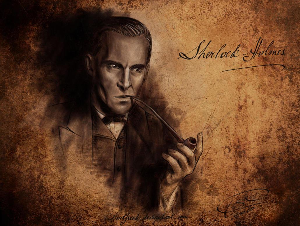 Sherlock Holmes By Windfreak