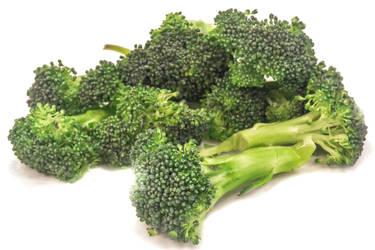 Broccoli Shot by manders123