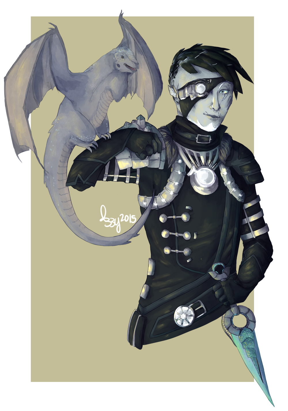 Commission: Alisteire by Lecoulte
