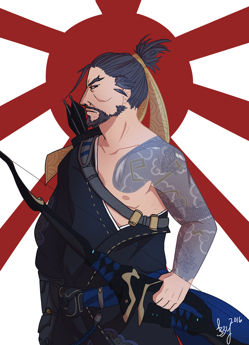 Hanzo by Lecoulte