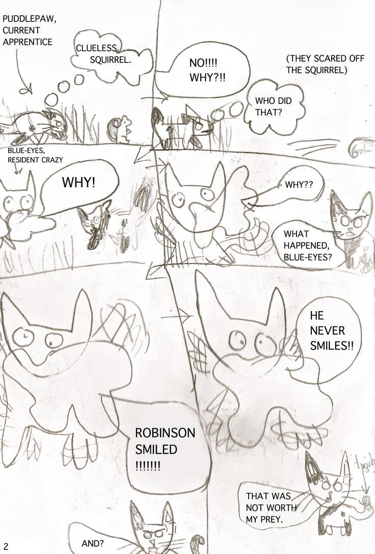 Pondscum Clan Page 2 by KokePasu