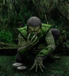 Reptile by tojabu