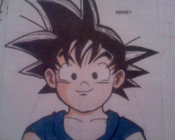 Goku little GT 2 by Rodrinex on DeviantArt