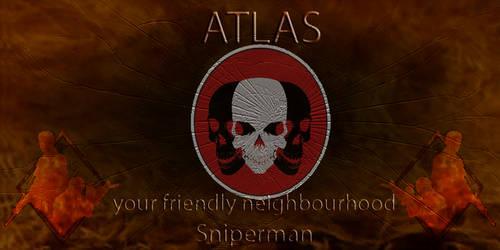 Black ops: wallpaper of Atlas